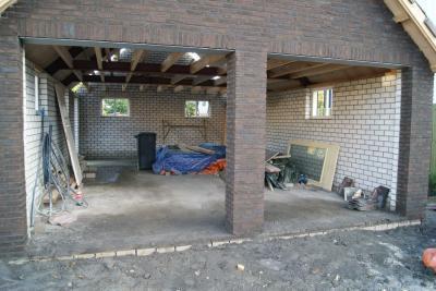 garage bouwen kosten