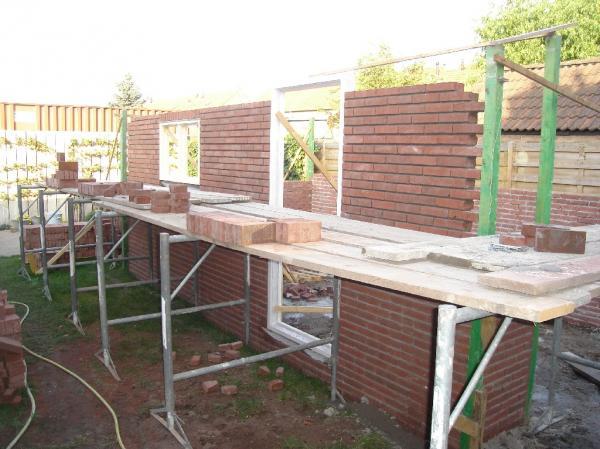 Stenen Garage Prijs : Garage laten bouwen aan huis wat zijn de gemiddelde kosten en maten