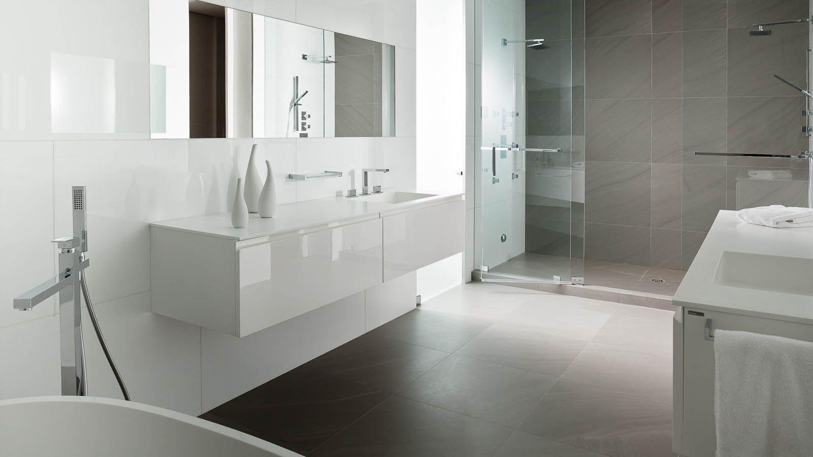 badkamer laten renoveren of vernieuwen voor een scherpe